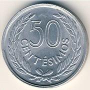 50 СЕНТАСИМО 1965 Уругвай