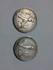 2 полтинника 1925и1926