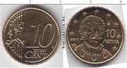 10 евроцентов Греция 2002 год.