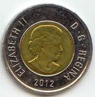 Предлагаю монету 2 Канадских Доллара выпуск 2012 года