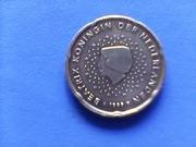 Продам монету 20 euro cent 1999г