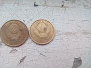 Срочно продам монетыи банкноты СССР, монеты Украины!1000 гривень!