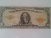 Продам 10 долларов 1922 года. Цена договорная